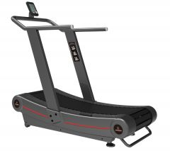 Titanium Strength Commercial Curved Treadmill