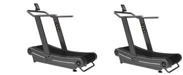 Titanium Strength Pack 2 Curved Treadmill - Corredores de Ar