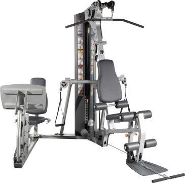 Life Fitness G3 Multigimnãsio com Prensa da Pernas