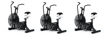 Titanium Strength Pack 3 Air Bike - Bicicletas Ar PRO