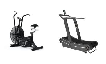 Titanium Strength Pack Air Bike + Cinta de Ar