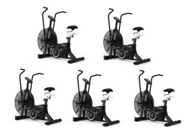 Titanium Strength Pack 5 Air Bike - Bicicletas de Ar