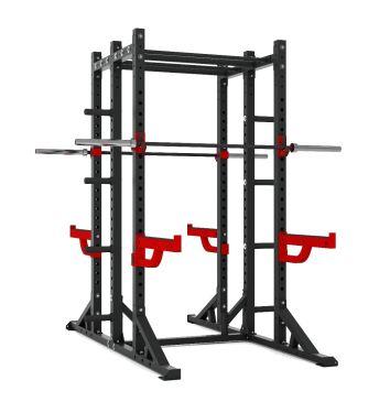 Titanium Strength Comercial Athletic Combo Rack - X Line